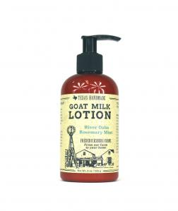 Fredericksburg Farm GOAT MILK LOTIONS