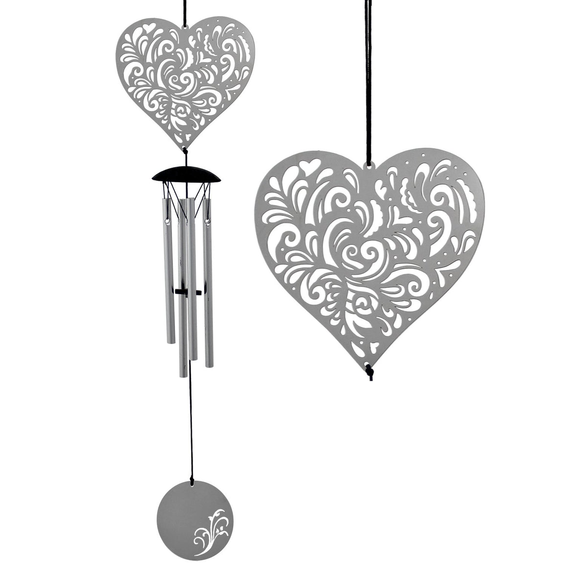 Woodstock Flourish Chime™ - Heart