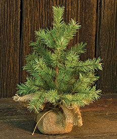 Christmas Mountain Pine Tree, 12""