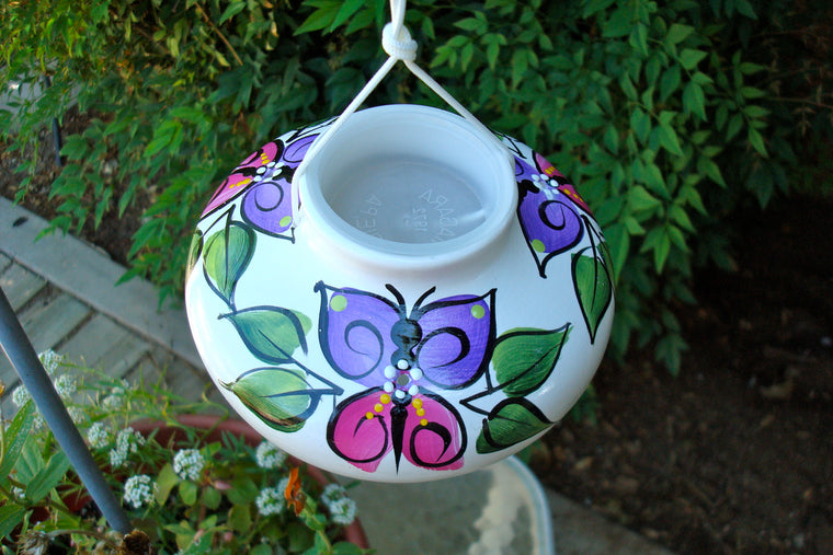 Mariposa Hummingbird Feeder