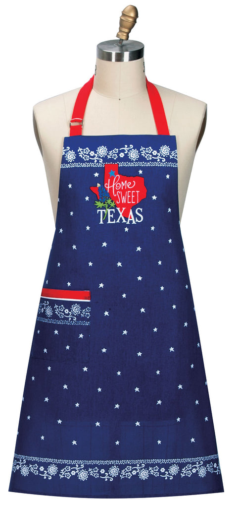 Home Sweet Texas Chef Apron