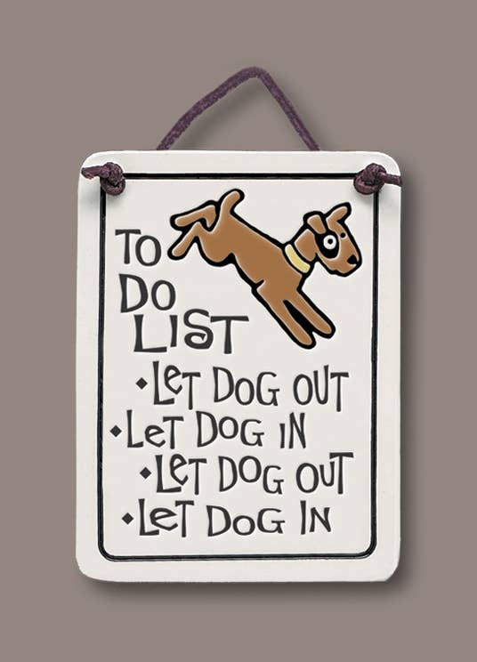 To Do List Wall Art Wall Art Tile