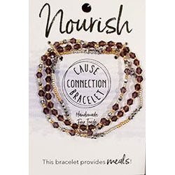 Cause Connection Bracelets
