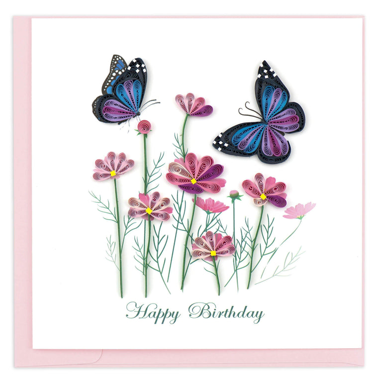 Quilling Greeting Cards