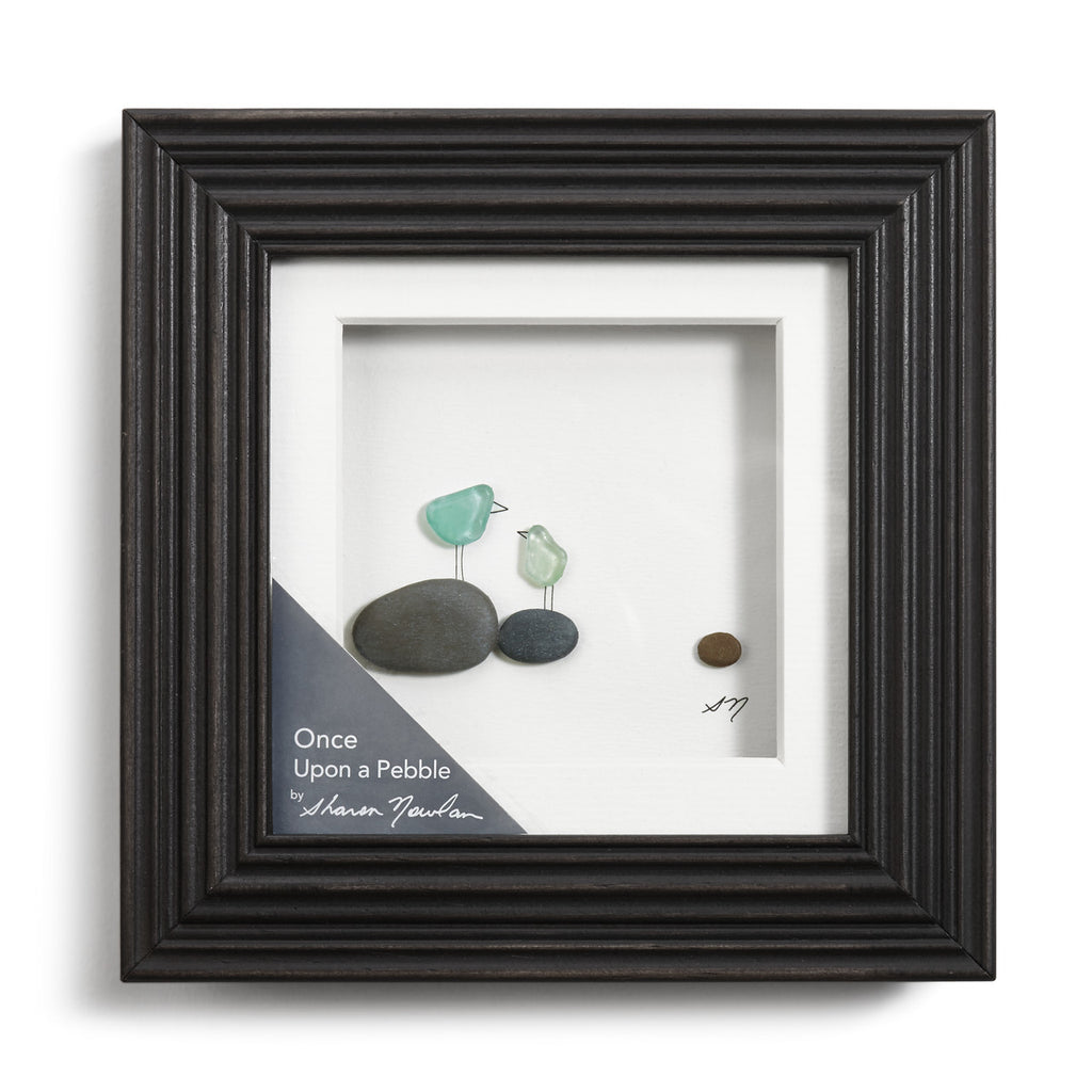 Once Upon a Pebble Wall Art - Sharon Nowlan Collection