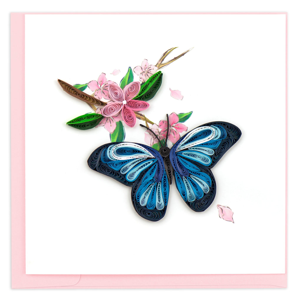 quilling greeting cards  whimsical annie's garden  gifts