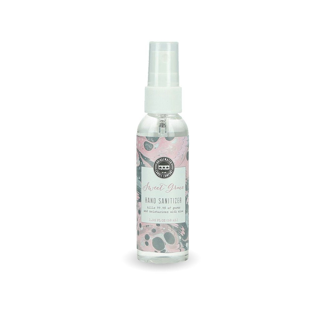 2OZ HAND SANITIZER-SWEET GRACE COLLECTION