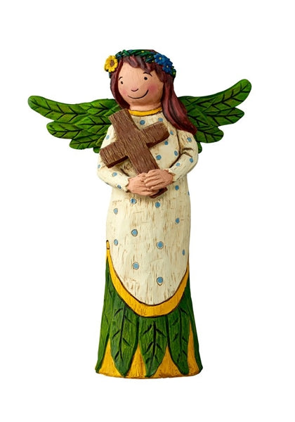 Angel Figurine Always with You 8""