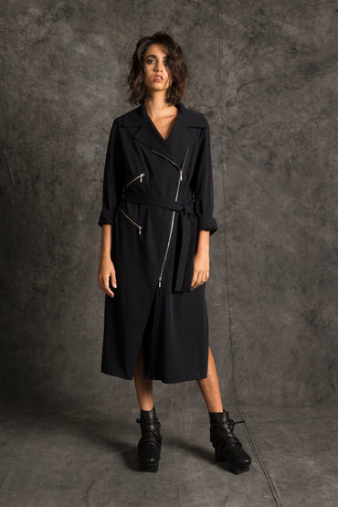 Tarim Coat Dress