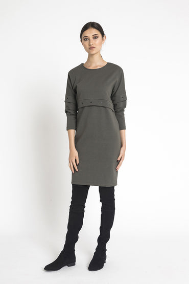 Galina Sweater Dress