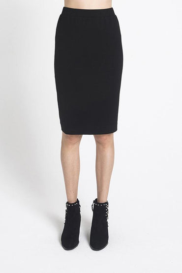 Knit Pencil Skirt Merino