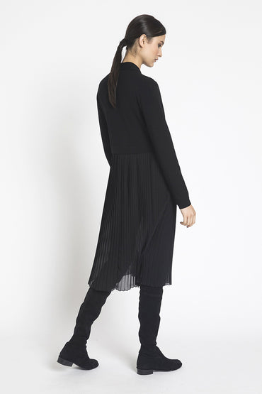Mariinksy Pleated Cardigan