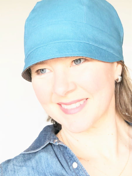 Women's Spring Cloche Hat, Cute Spring Hat for Women, Custom Women's Hat
