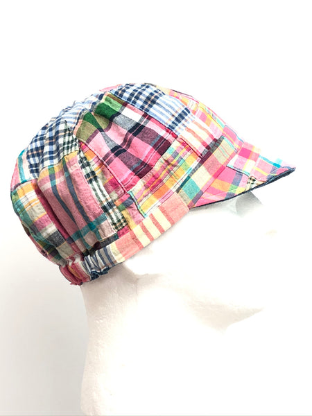 Women's Summer Visor, Choose Your Own Colors, Reversible Visor