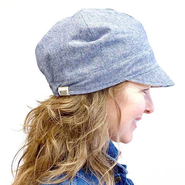 Choose Your Colors, Women's Spring Sister Newsboy Hat, Cute Spring Hat for Women, Custom Women's Hat