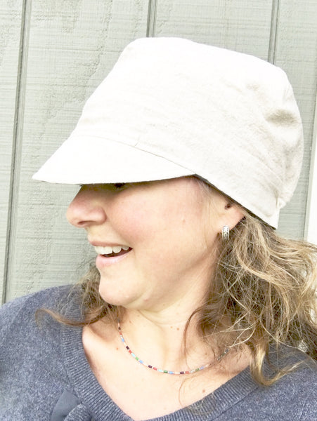 women's deer hunting cap