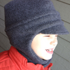 Unistyle Children's Trapper Hat, Kids Fleece Winter Chin Strap Hat