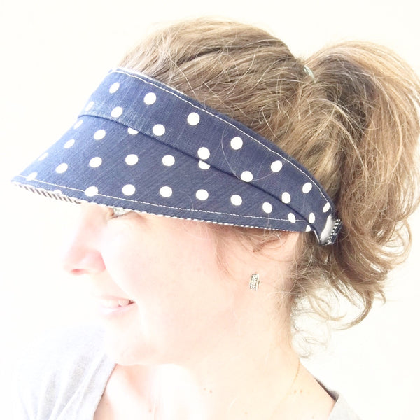 SUMMER VISOR FOR WOMEN
