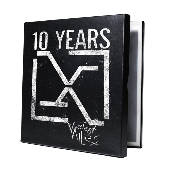 "10 Years ""Violent Allies"" Limited Edition Boxset"