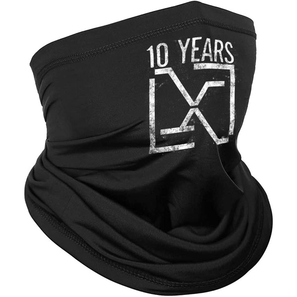 "10 Years ""Violent Allies"" Gaiter/Face Mask 30% OFF"