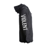 "10 Years ""Violent Allies"" Hooded Windbreaker 30% OFF"