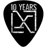 "10 Years ""Violent Allies"" Guitar Picks"