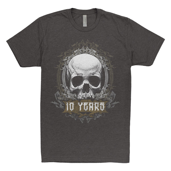 Skull Tour Tee (From Seethers Poison The Parish Tour)