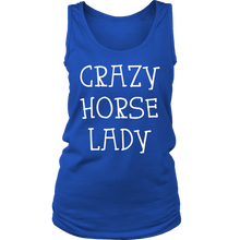 CRAZY HORSE LADY - Classic Tank