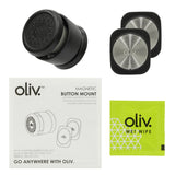Oliv. Magnetic Button Mount