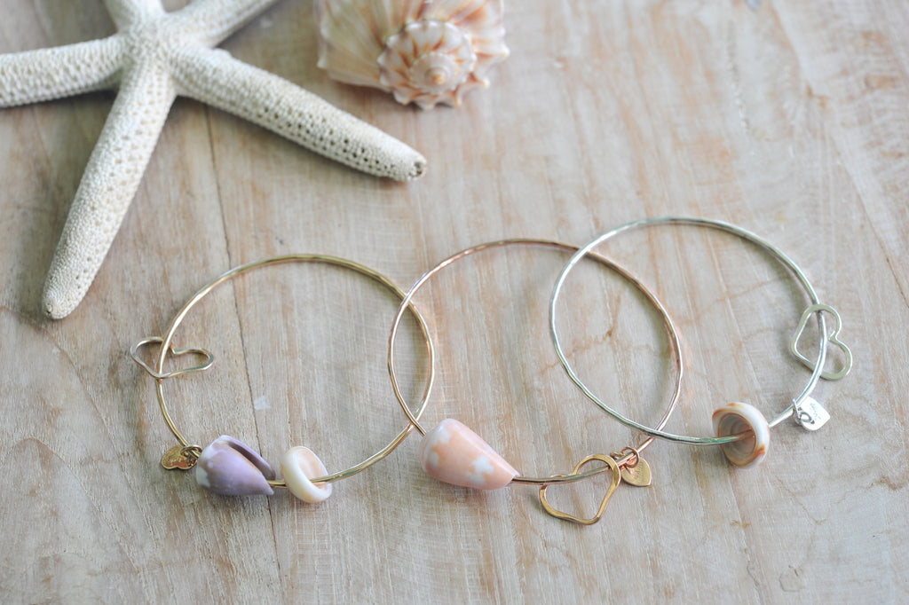 Kauai Shell Bangle