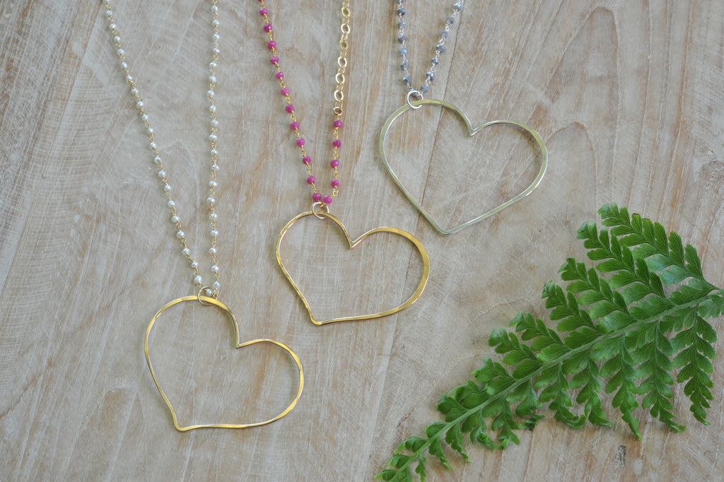 Big Love w/ Whisper Necklace