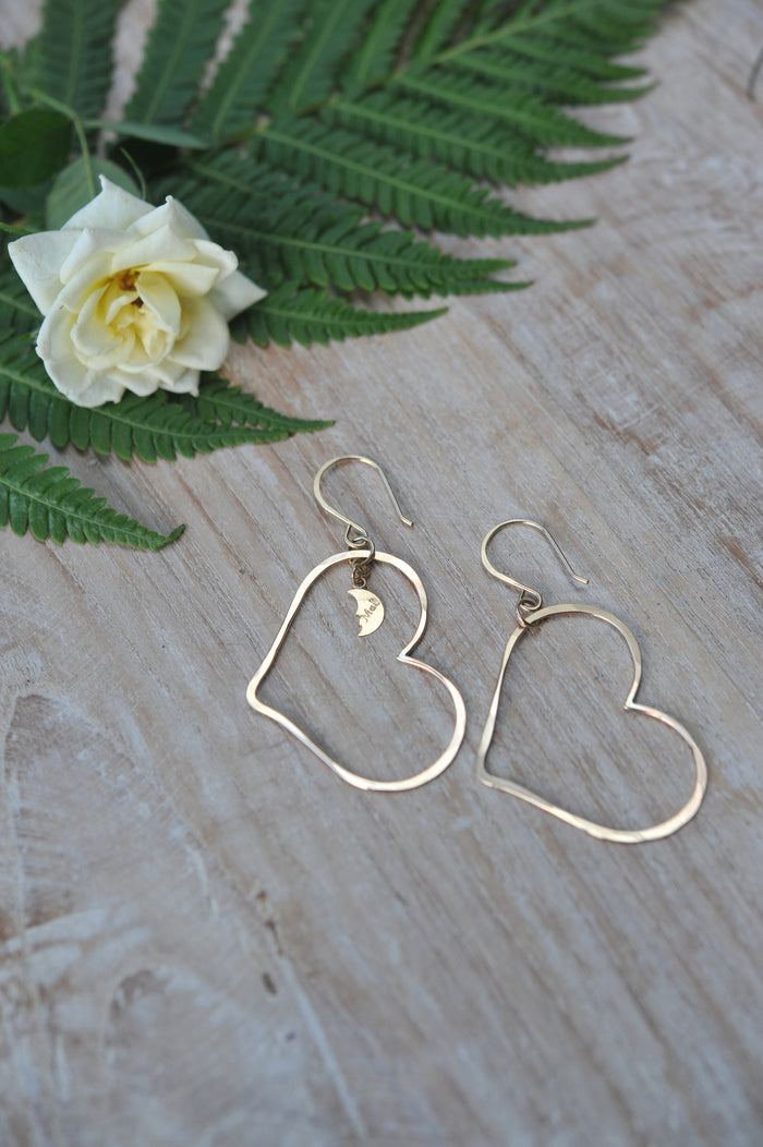 Signature Heart Hoops