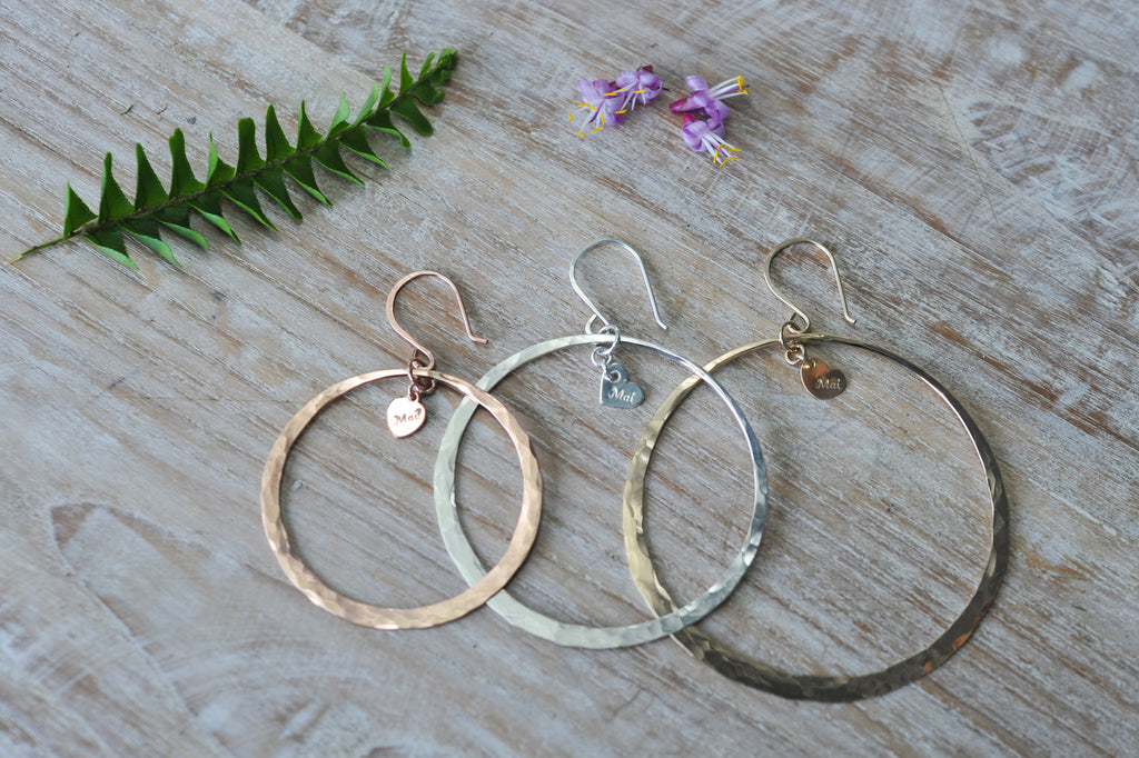 Signature Luna Hoops