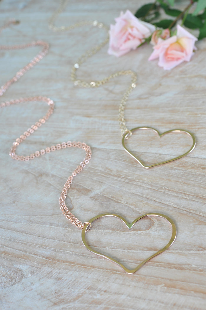 Signature Big Love Necklace