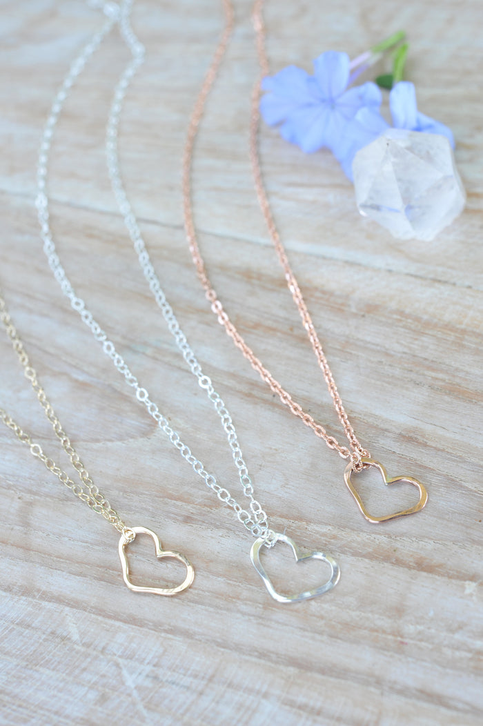 Signature Mini Love Necklace