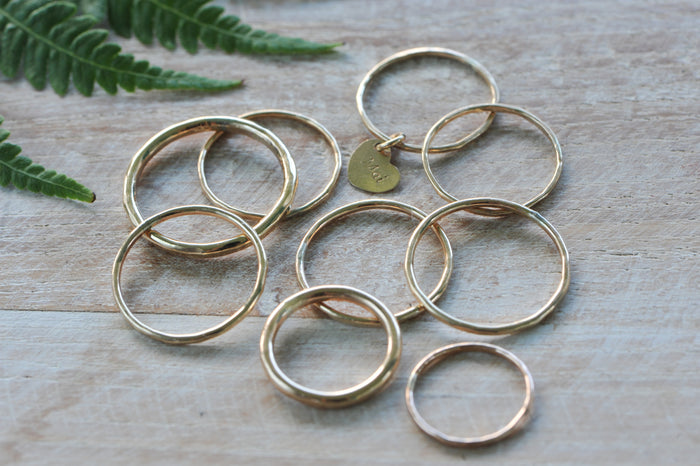 Signature Sister Stacker Rings