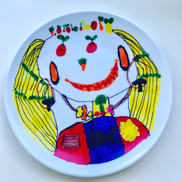 SMALL PLATES (LESS THAN 10) 16.5 CM $17.50 each