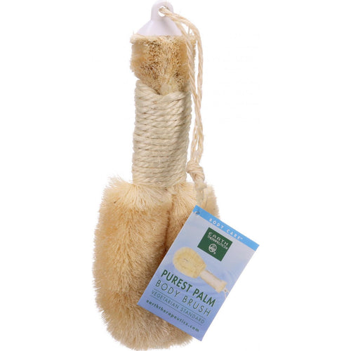 Earth Therapeutics Body Brush - Purest Palm - 1 Brush