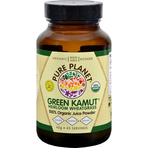 Pure Planet Green Kamut Dried Juice - 45 g
