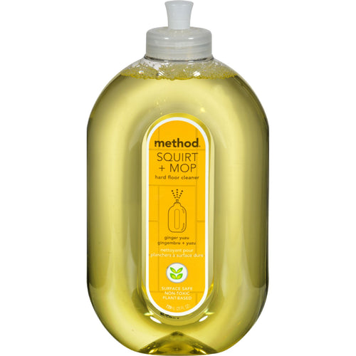 Method Products Cleaner - Squirt and Mop - Ginger Yuzu - 25 fl oz