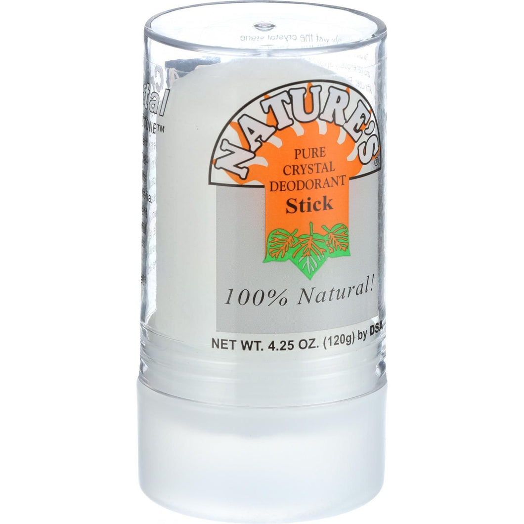 Deodorant Stones Of America Crystal Deodorant - Push Up - 4.25 oz