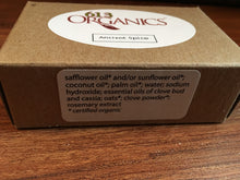 Natural Organic Bar Soap - Ancient Spice - 4oz