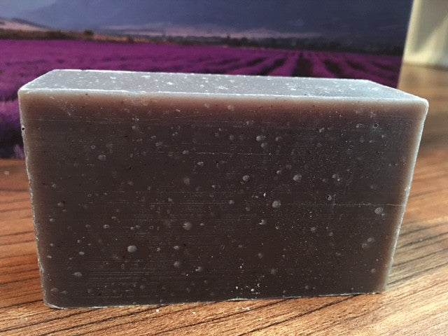 Natural Organic Bar Soap - Sweet Lavender - 4oz
