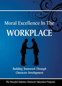 The Peaceful Solution Workplace Program Manual