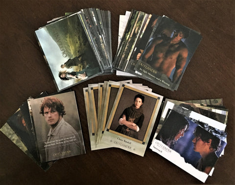 2016 Cryptozoic Season 1 Outlander Trading Cards: Master Base Set-99 Cards in Total! - The Collectible Trading Cards
