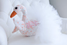 Birth Swan Gift - First Birthday Gift - Handmade Baby Gift