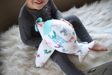 Airplane Birth Swaddle Keepsake, Baby Gift, Baby Keepsake, Air Plane Stuffie-Stitches by Natalie-Stitches by Natalie