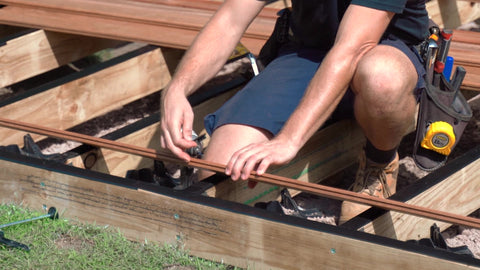 deck, decking, deck spacers, lumber, decking boards, tools, tool kits, home contractor, contractor