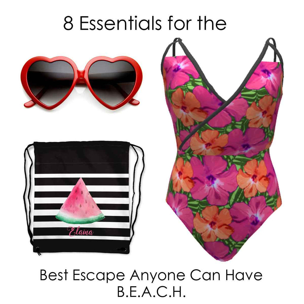 Stylish Essentials for the Best Escape Anyone Can Have (BEACH)