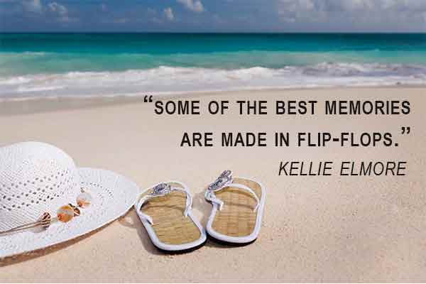 Why Beach Lovers Prefer Flip-Flops